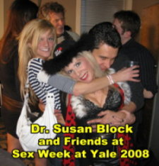 Coming Up Next Bloggamy: An Ivy Revolution in Higher Sex Education YALE/NYC TOUR Part II: SEX WEEK at YALE 08!