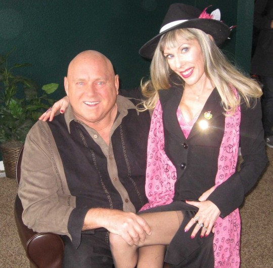 Pimp-Master General Dennis Hof and Dr. Susan Block do HBO's CATHOUSE