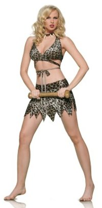 Swing Through the Parties as a Wild Jungle Girl!