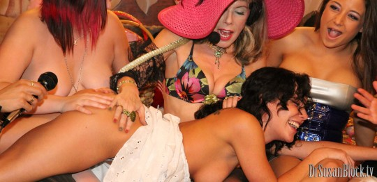 Spanking Orgy at My Bday Bacchanal. Photo: Paul Blieden