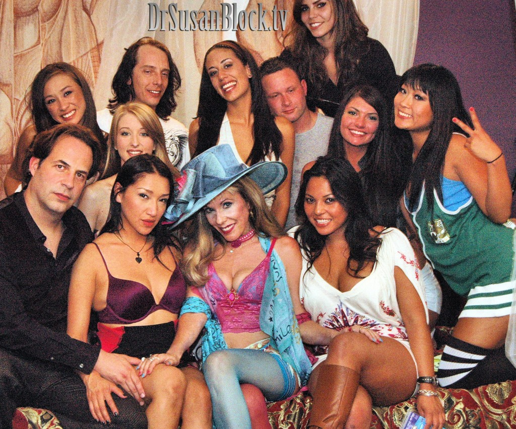 EROTIQUE TV SEX PARTY: Group Sex in the Digital Age
