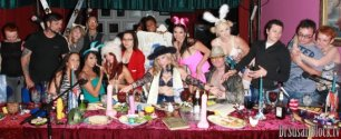 Happy Easter, Pesach, Persian New Year, Dionysia & Primavera + Sperm Warfare in Bonoboville!