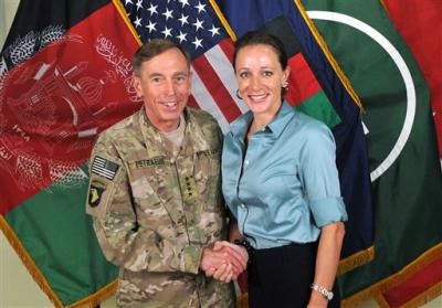 GALLOPING PETRAEUS  The Centauromachy of the Military Industrial Complex & the Surveillance State