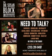 NeedToTalkAd DrSusanBlock Institute