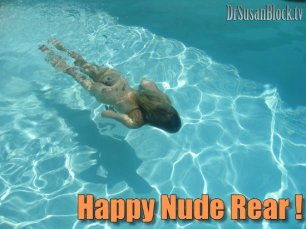 Happy Nude Rear 2016, SUZY AWARDS Saturday, Bonobo Way Female Empowerment & more!