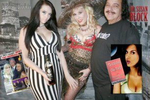 WILD Summer Solstice with Anka Radakovich, Ron Jeremy, Ryon Cherry & Jack the Zipper!