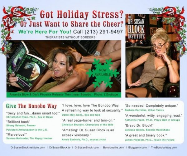 Solstice, Trumpocalypse & New Year's Eve in Bonoboville!