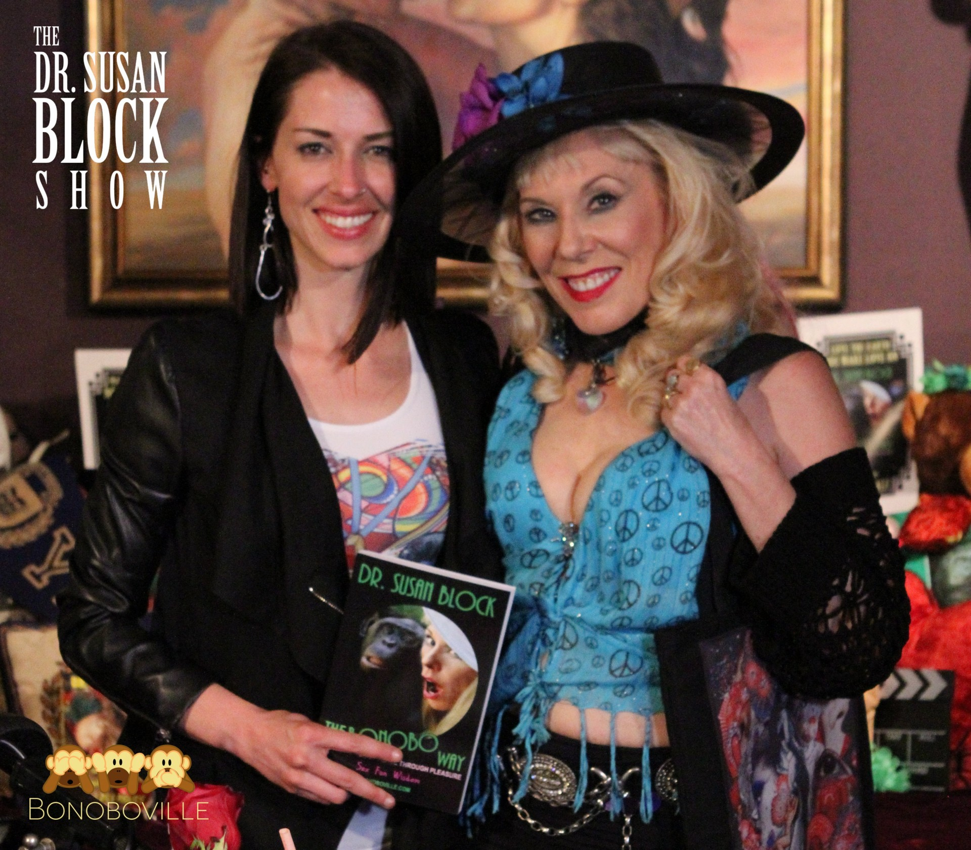 Abby Martin on The Dr. Susan Block Show!