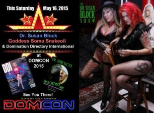 DomCon Masturbation Month Merriment