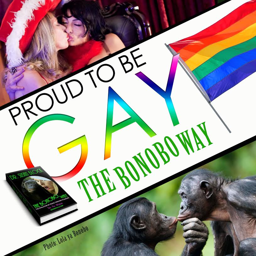 Proud to be Gay – The Bonobo Way