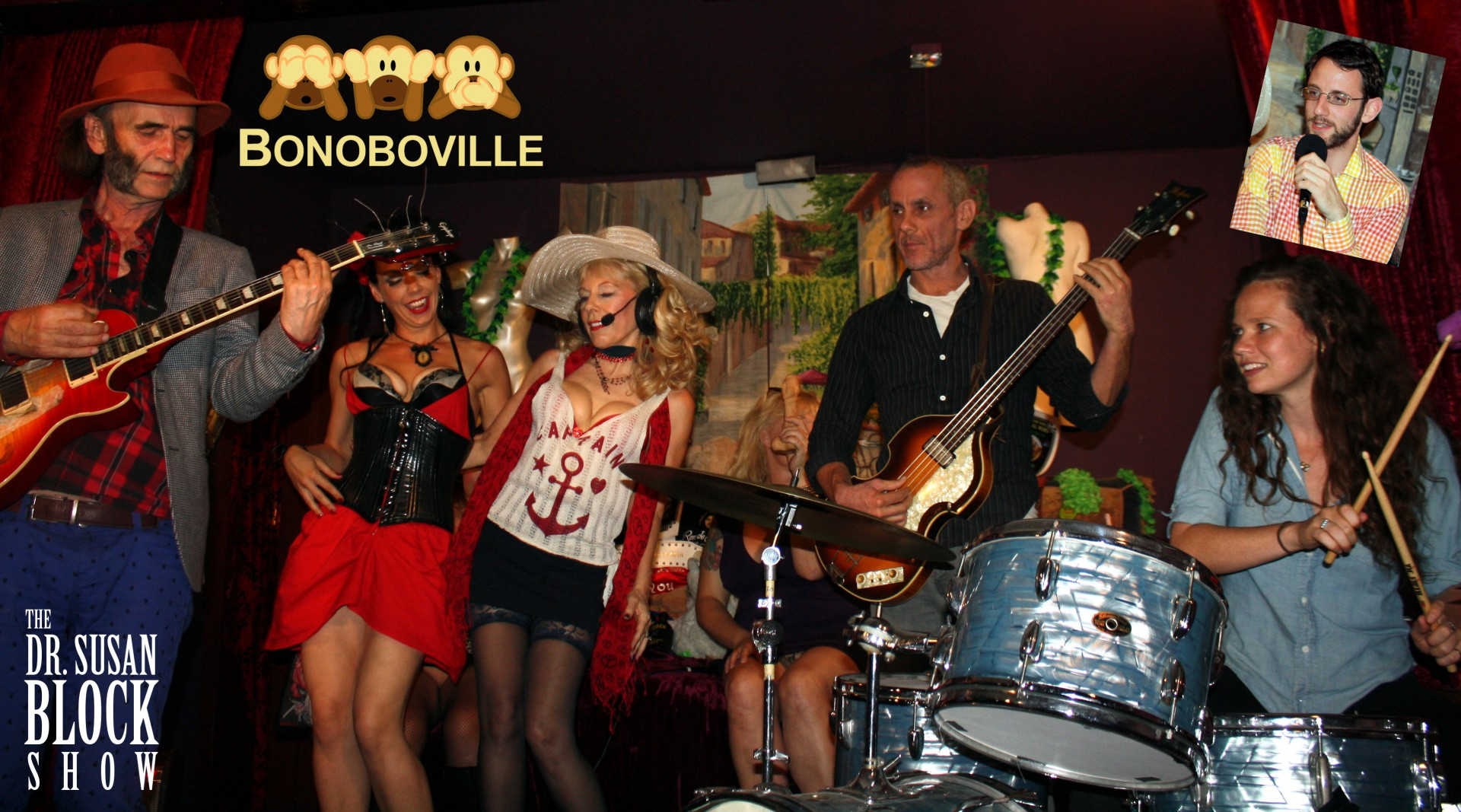 The Luzers Play Bonoboville