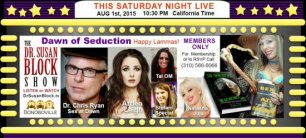 Sex at Dawn & Seduction Strategies this Saturday on DrSuzy.Tv, Rave Bonobo Way Review in HufPo & Dr. Suzy's Anal Sex Tips in Salon