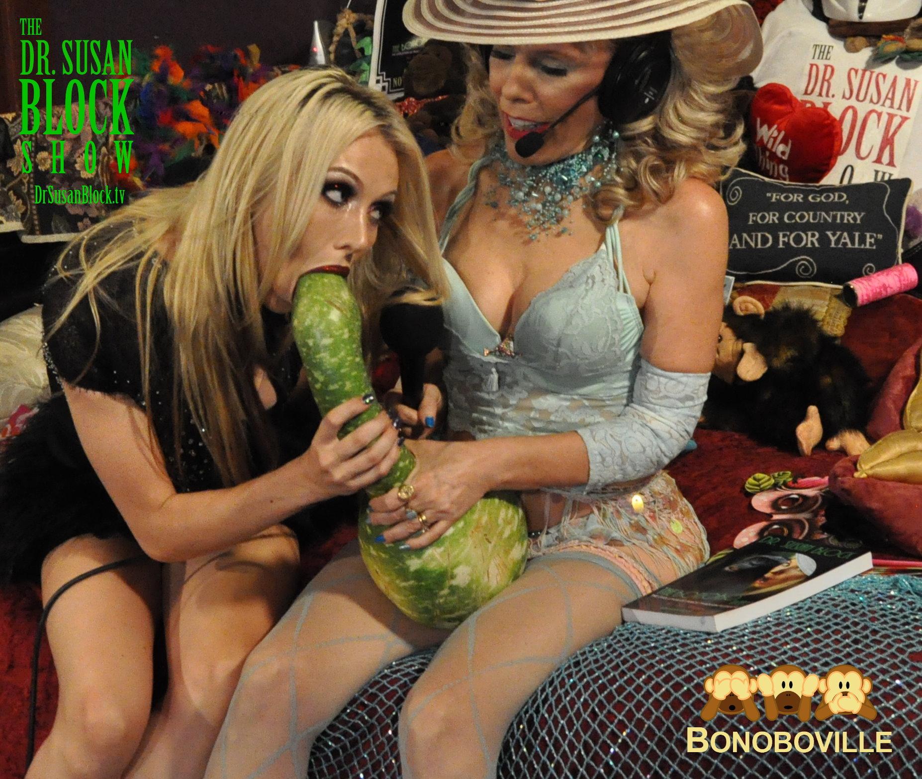 Suck my gourd :) Photo: RingoShotYou