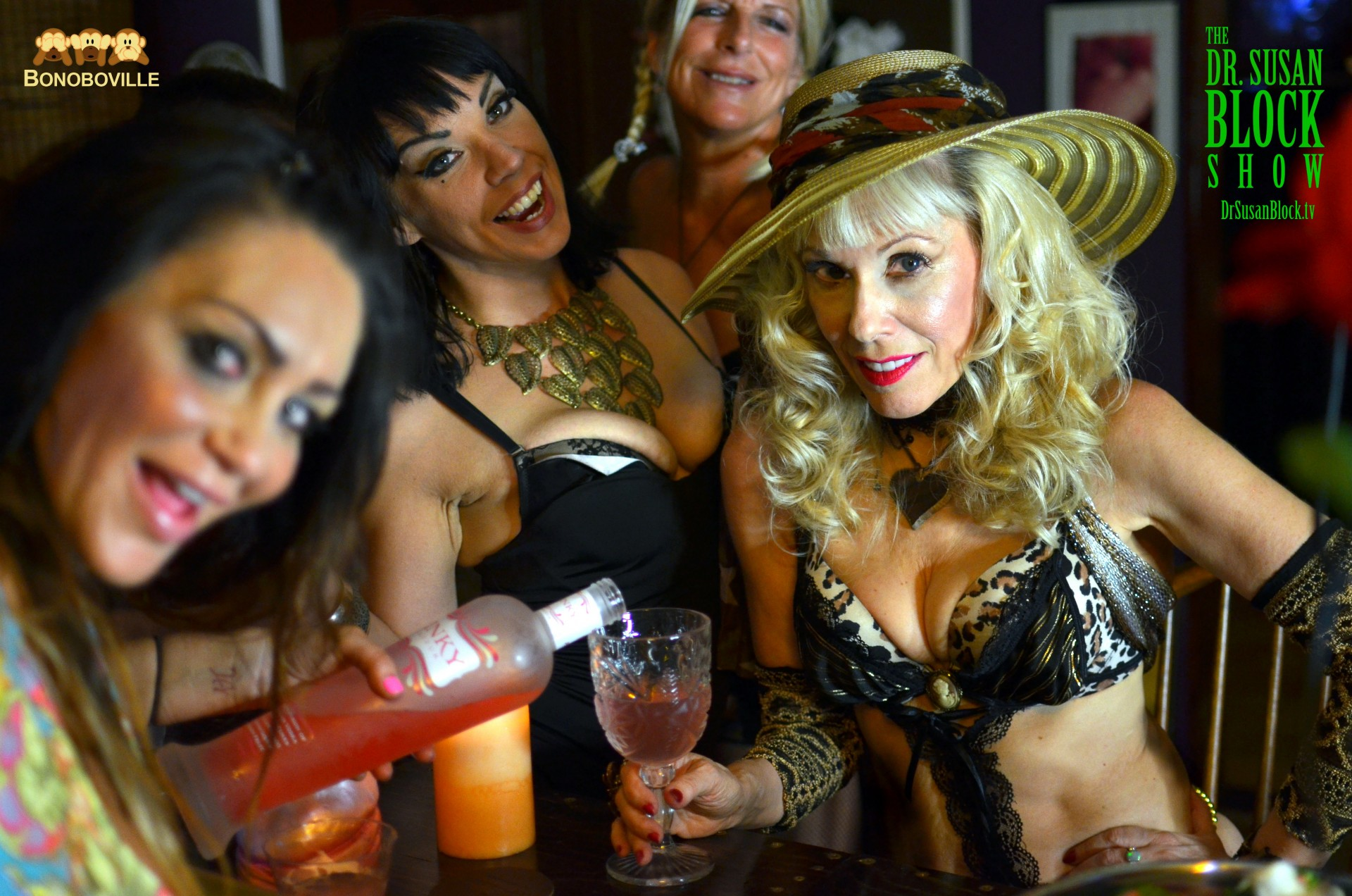 Dr. Suzy's Speakeasy loves Kinky Liqueur. Photo: Kevin Faircourt