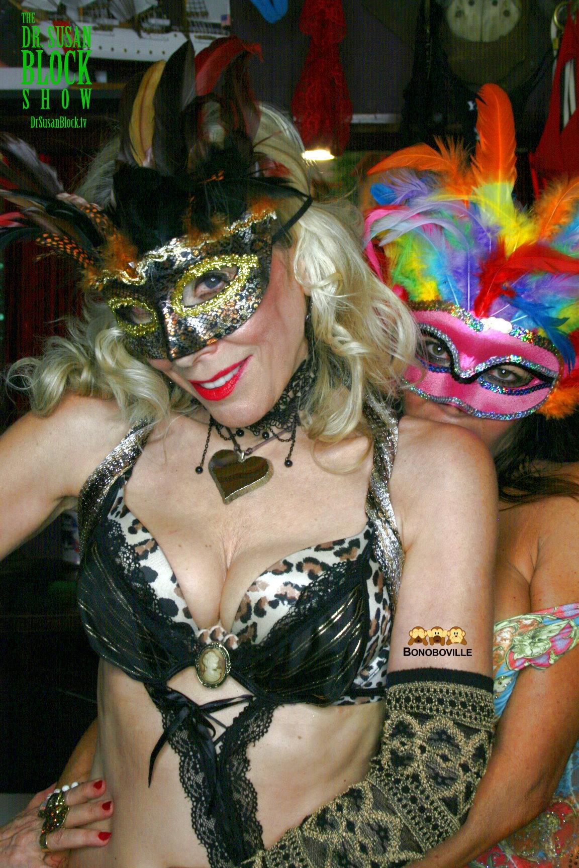 Masquerade. Photo: Kevin Faircourt