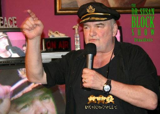 Capt'n Max, Thunder God. Photo: L'Erotique