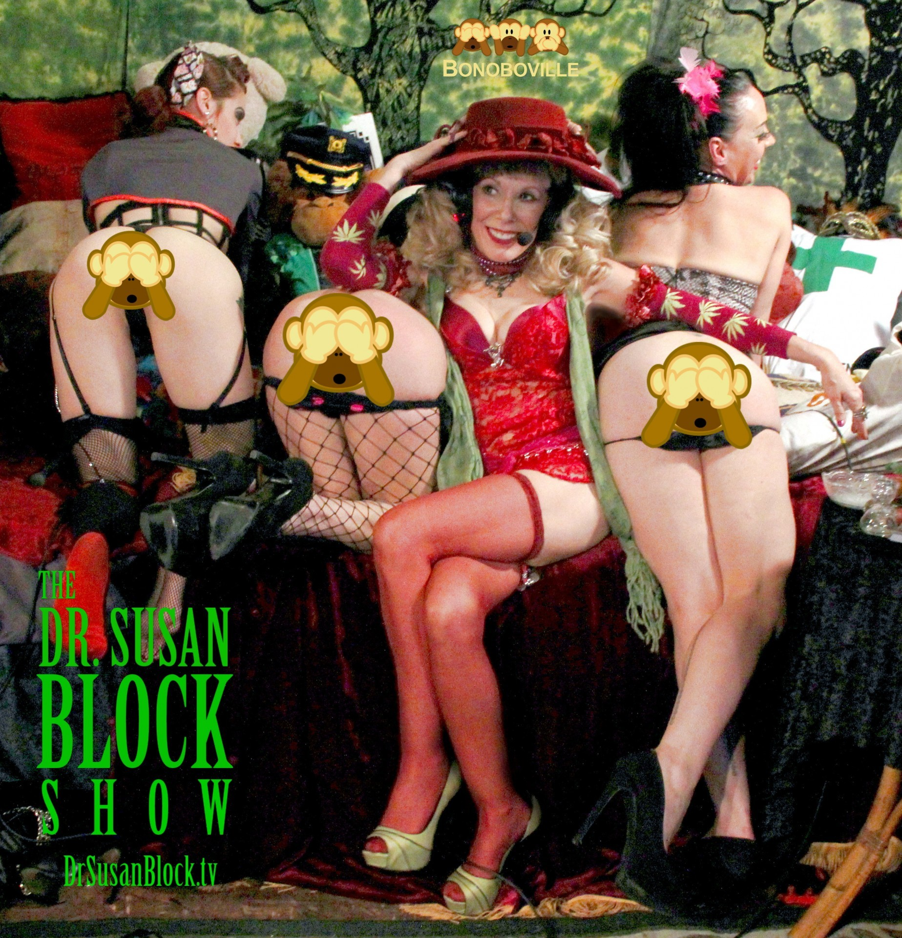 Spanksgiving in Bonoboville with Onyx Muse! #StandWithPP