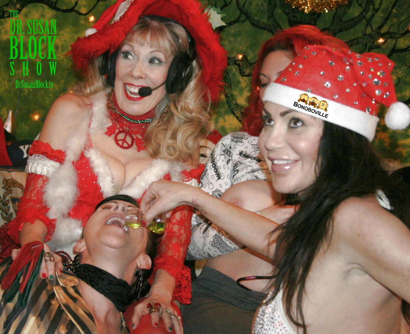 The Mad Elves of Bonoboville. Photo: L'erotique