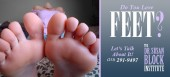 Feet Phone Sex Therapy Banner