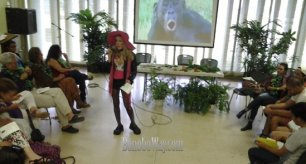 """El Camino del Bonobo"": UPRM Ecosexuality Symposium KEYNOTE & Group Wedding to the Beach!"