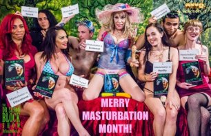 Masturbation Month 2016 Kick-Off on DrSuzy.Tv!
