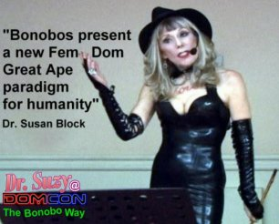 Amazing DomConLA the Bonobo Way! Afterparty this Saturday + AASECT Coming Up & More Benefits to Climax Masturbation Month!