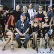 Bonoboville Mafia Meeting on the Hilton Patio