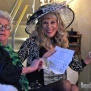 Betty gets a Mal Award!