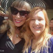 With Shari Cookson