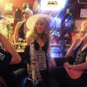 Back at the Speakeasy Bar.  Photo: Unscene Abe