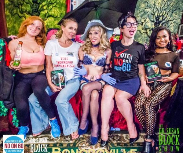 #NoProp60 with Julia Ann, Siouxsie Q & the Free Speech Coalition on DrSuzy.Tv