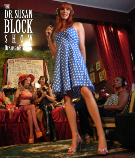 "6'6"" Lady Miguire. Photo: Zane Bono"