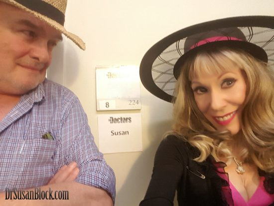 """Dr. Suzy will talk about Erotic Hypnosis on CBS-Tv's hit show """"The Doctors"""""""