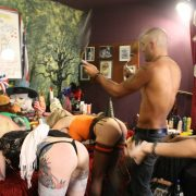 Getting Flogged Together