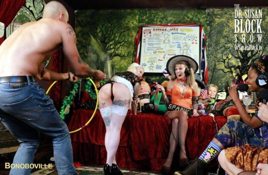 King Noire flogs Gypsy's porcelain Pilgrim behind. Photo: Zane Bono