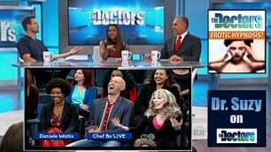 """The Doctors"" feature Dr Susan Block & Team Bonobo on Erotic Hypnosis"