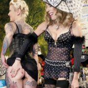 Happy Nude Rear, Gypsy!