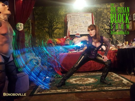 Goddess Phoenix, Super Domme! Photo: S. Block
