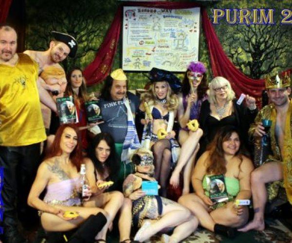 Porny Purim 2017 in Bonoboville!