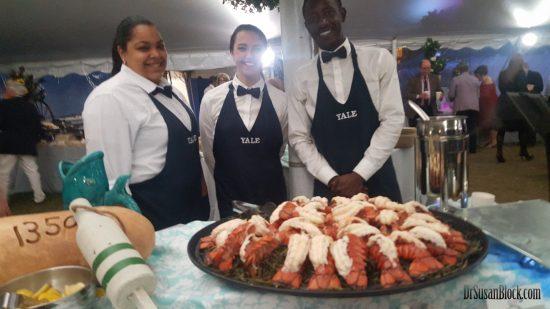 Yale University Lobster Reunion.