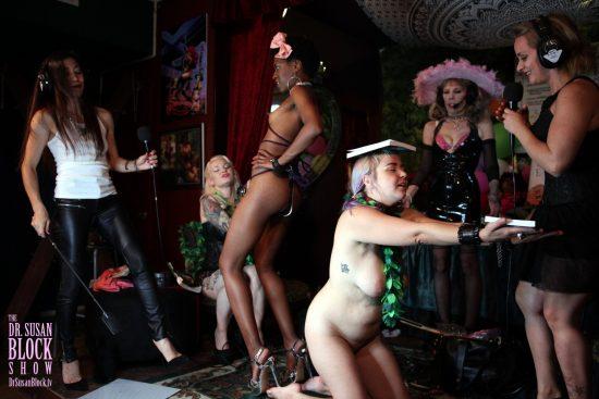 Predicament Bondage for Ms. Liz's Bday. Photo: Rick Slick