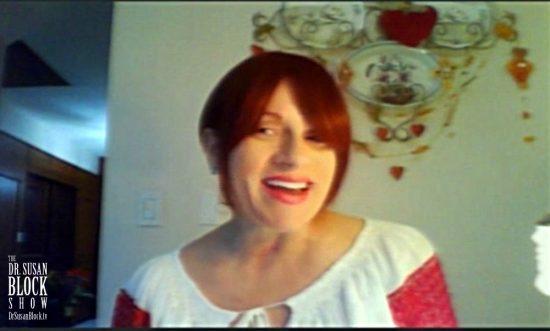 University of Puerto Rico at Mayaguez Creative Writing and Film Professor Linda Maria Rodriguez Guglielmoni joins us from PR via Skype.