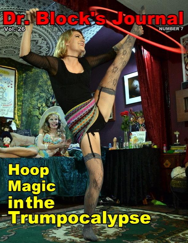 COVER HULA HOOP