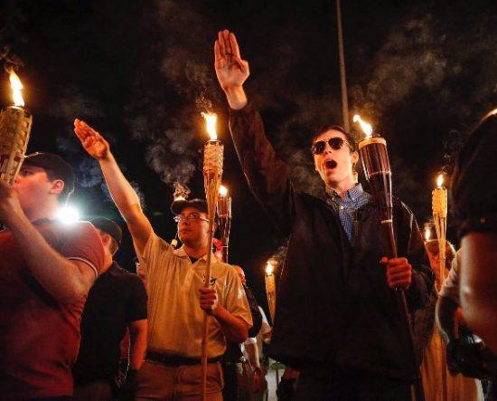 """""""Heil Trump"""""""