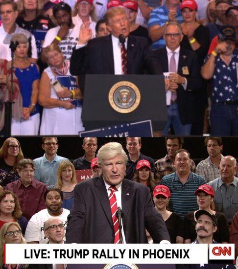 Phoenix vs. SNL: Which is the real joke?