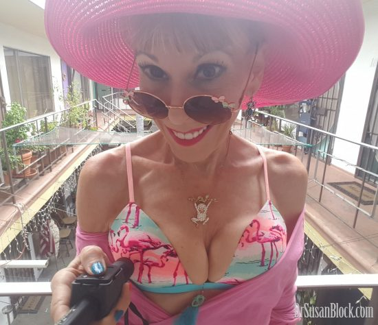 Bye Bye Bonoboville! Going on another Inner Journey... Photo: Selfie