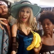 With Be*Live, Bananas & Daniele...