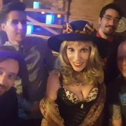 With the Boys of Bonoboville
