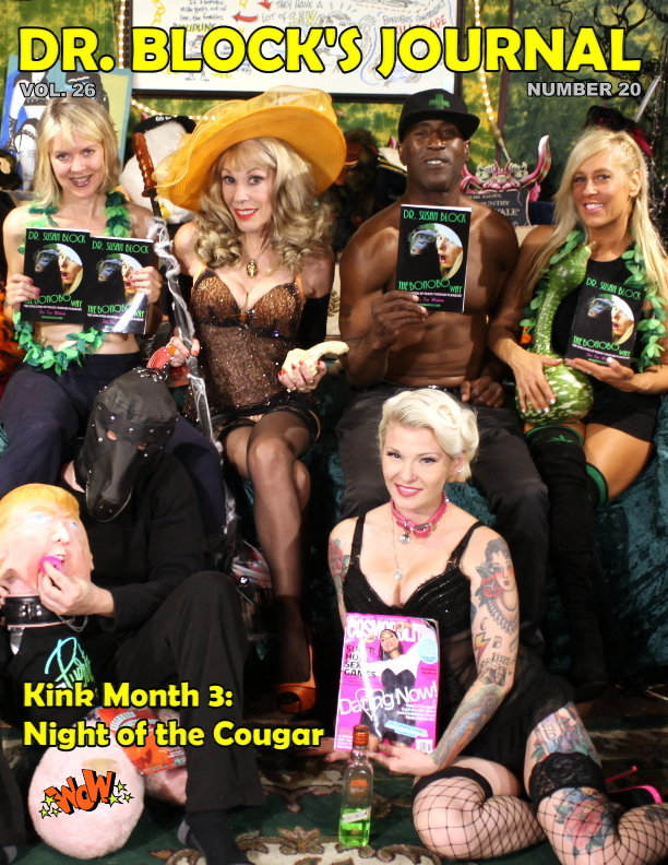 Kink Month III: Night of the Cougar