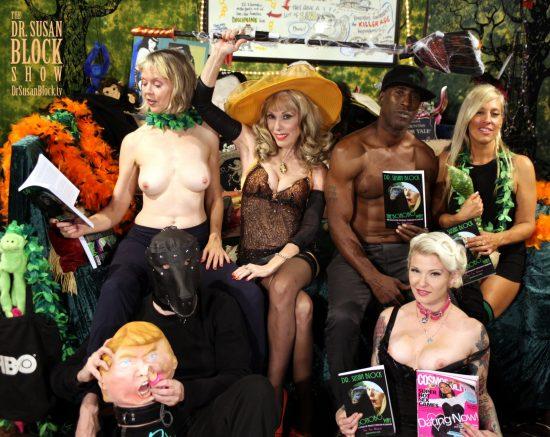 Kink Month 3: Free the Nipple! Photo: A Singletary